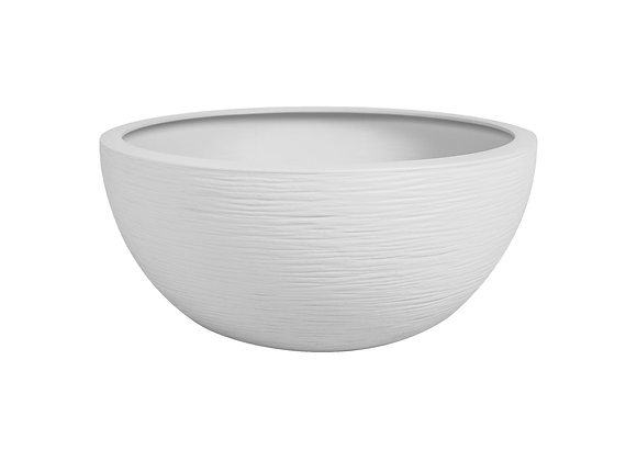 VASQUE Ø25CM BLANC CÉRUSÉ EDA® GRAPHIT'UP