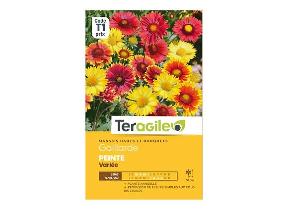 GRAINES GAILLARDE PEINTE VARIÉE 1.5G TERAGILE®