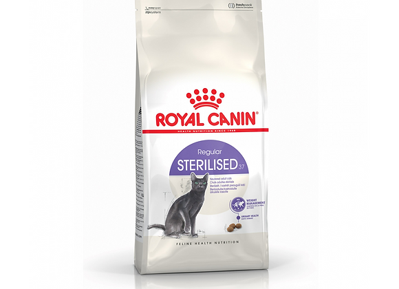 CROQUETTES CHAT ROYAL CANIN® REGULAR STERILISED 37 - 2KG