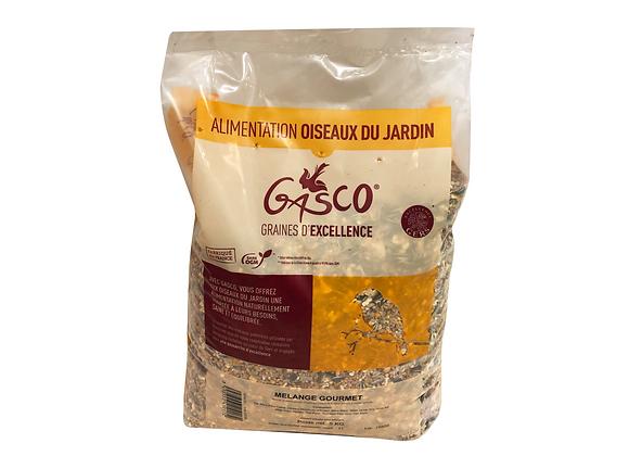 MÉLANGE GOURMET DE GRAINES POUR OISEAUX GASCO® - 5KG
