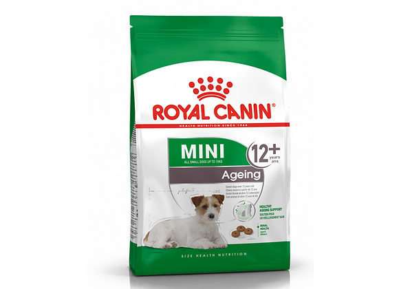 CROQUETTES CHIEN ROYAL CANIN® MINI AGEING 12+ - 1.5 KG