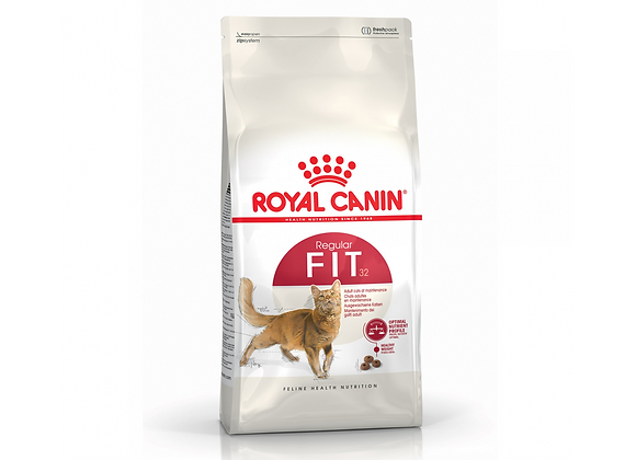 CROQUETTES CHAT ROYAL CANIN® REGULAR FIT 32 - 400G