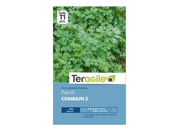 GRAINES PERSIL COMMUN 2 5G TERAGILE®