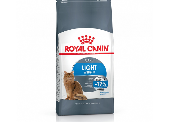 CROQUETTES CHAT ROYAL CANIN® LIGHT WEIGHT CARE  - 1,5KG
