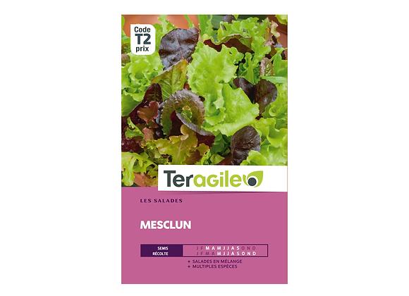 GRAINES MESCLUN 4G TERAGILE®
