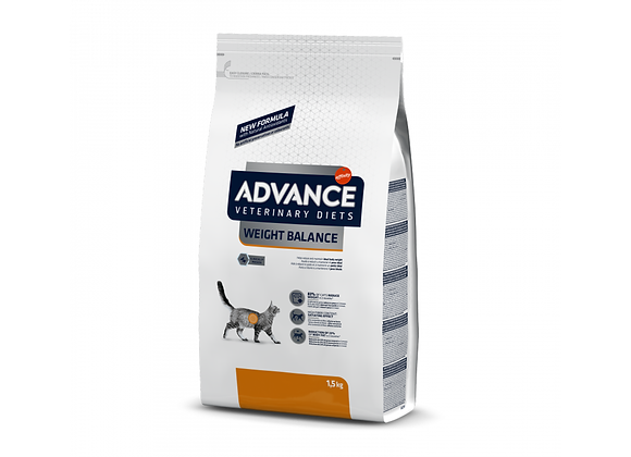 CROQUETTES CHAT ADVANCE® VETERINARY DIETS WEIGHT BALANCE - 3KG