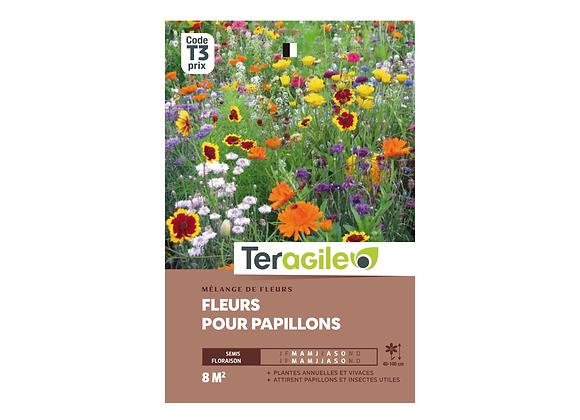 GRAINES FLEURS POUR PAPILLONS 15G TERAGILE®