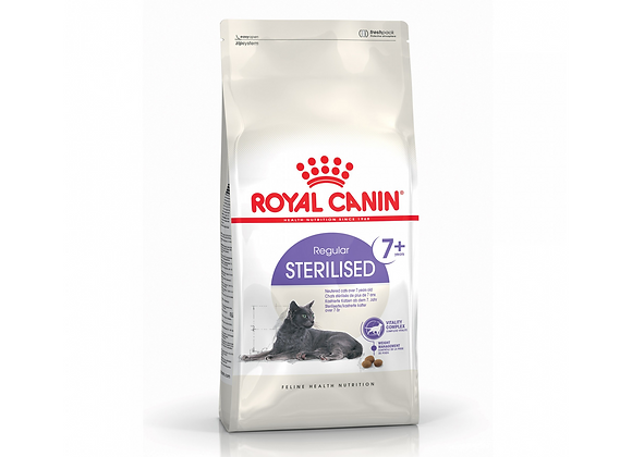 CROQUETTES CHAT ROYAL CANIN® REGULAR STERILISED 7+ - 400G