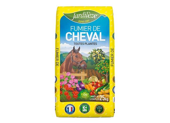 FUMIER DE CHEVAL JARDILÈZE® - 25KG