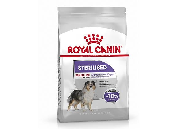 CROQUETTES CHIEN ROYAL CANIN® MEDIUM STERILISED - 3KG