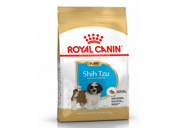 CROQUETTES CHIOT ROYAL CANIN® SHIH TZU PUPPY - 1.5KG
