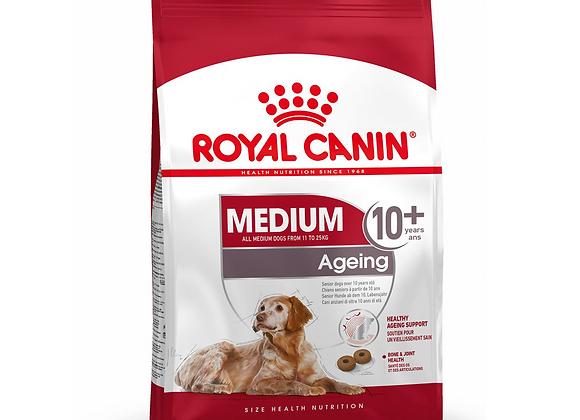 CROQUETTES CHIEN ROYAL CANIN® MEDIUM AGEING 10+ - 15KG