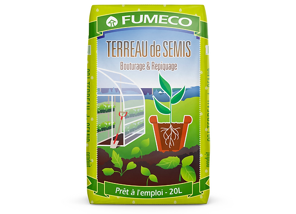 TERREAU SEMIS BOUTURAGE 20L
