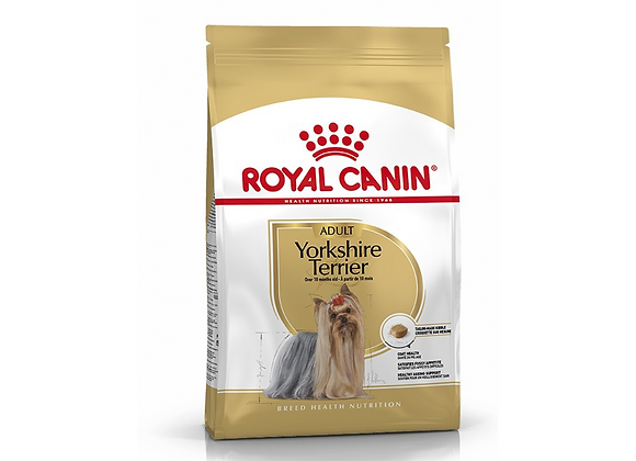 CROQUETTES CHIEN ROYAL CANIN® YORKSHIRE TERRIER ADULT - 1.5KG