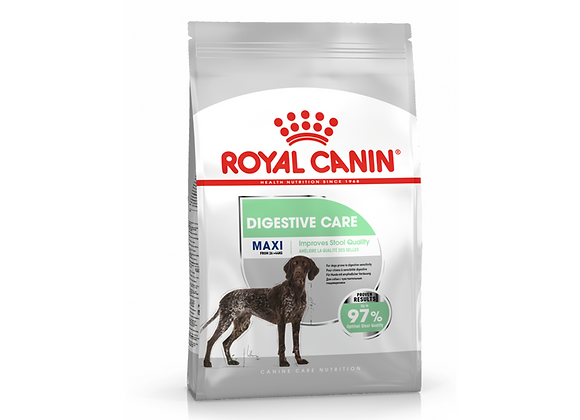 CROQUETTES CHIEN ROYAL CANIN® MAXI DIGESTIVE CARE - 3KG