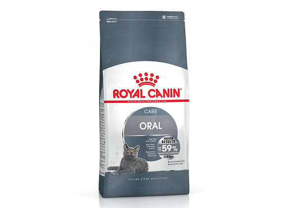 CROQUETTES CHAT ROYAL CANIN® ORAL CARE  - 400G