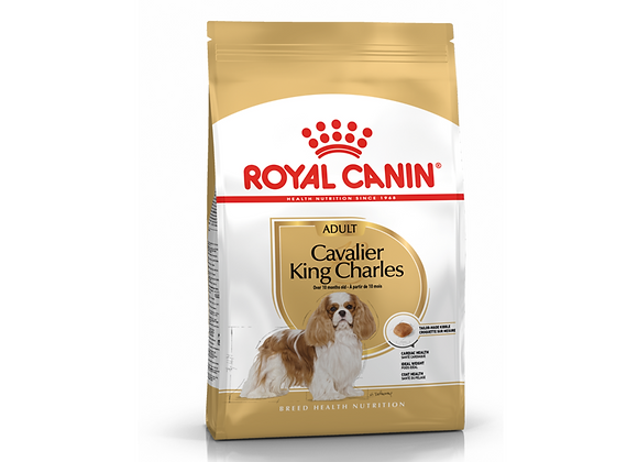 CROQUETTES CHIEN ROYAL CANIN® CAVALIER KING CHARLES ADULT - 1.5KG