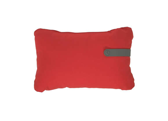 COUSSIN 44X30  ROUGE CANDY FERMOB