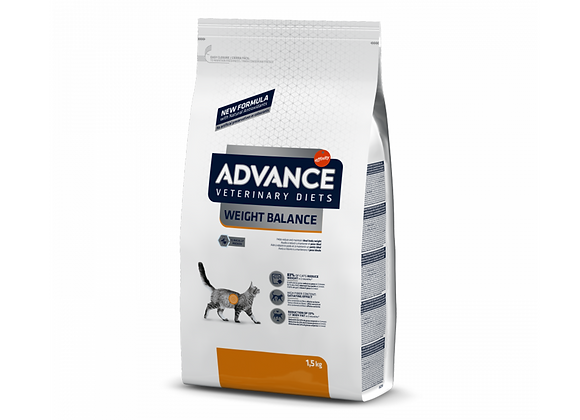 CROQUETTES CHAT ADVANCE® VETERINARY DIETS - WEIGHT BALANCE 1,5KG