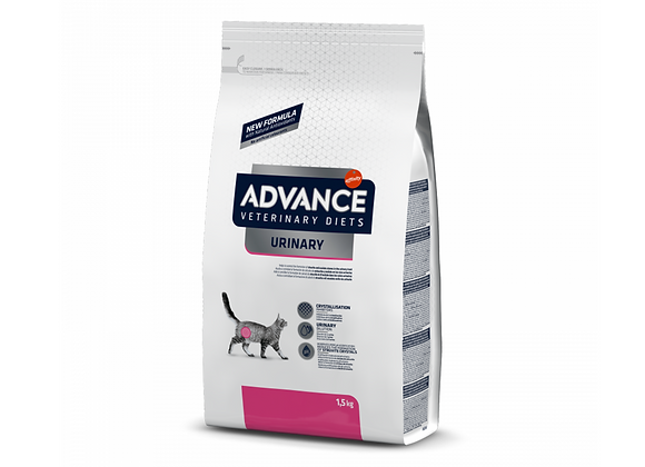CROQUETTES CHAT ADVANCE® VETERINARY DIETS - URINARY - 1,5KG