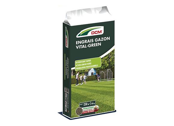 ENGRAIS GAZON VITAL GREEN 10KG