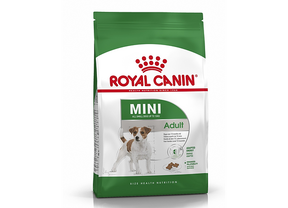 CROQUETTES CHIEN ROYAL CANIN® MINI ADULT - 2KG