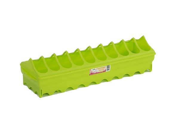 MANGEOIRE PLASTIQUE MODULABLE PLUME & COMPAGNIE® - 50 CM