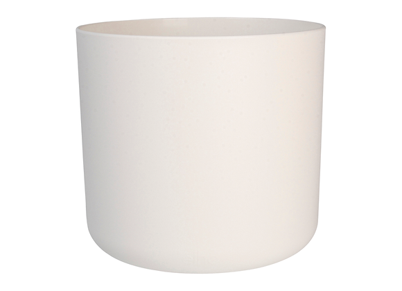 POT ROUND Ø22CM BLANC ELHO® B.FOR SOFT