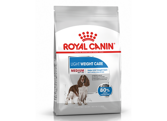CROQUETTES CHIEN ROYAL CANIN® MEDIUM LIGHT WEIGHT CARE - 3KG