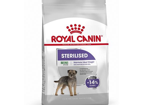 CROQUETTES CHIEN ROYAL CANIN® MINI STERILISED - 1KG