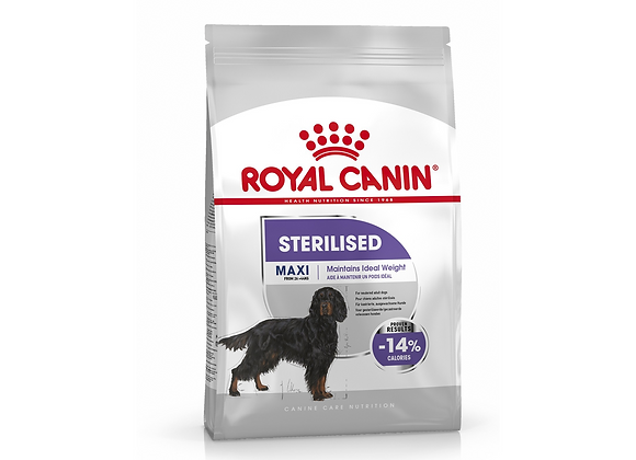 CROQUETTES CHIEN ROYAL CANIN® MAXI STERILISED - 3KG