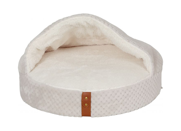 COUSSIN CHAT COVER PALOMA ZOLUX® BEIGE - ∅45CMX10CM