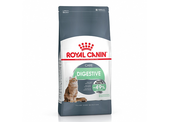 CROQUETTES CHAT ROYAL CANIN® DIGESTIVE CARE  - 400G