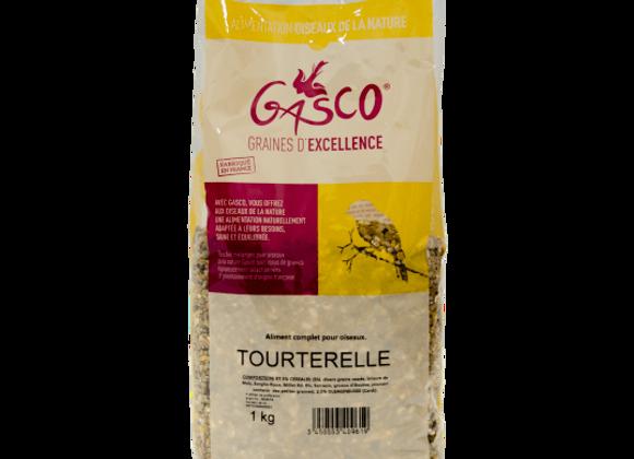 GRAINES POUR TOURTERELLES GASCO® -  1KG