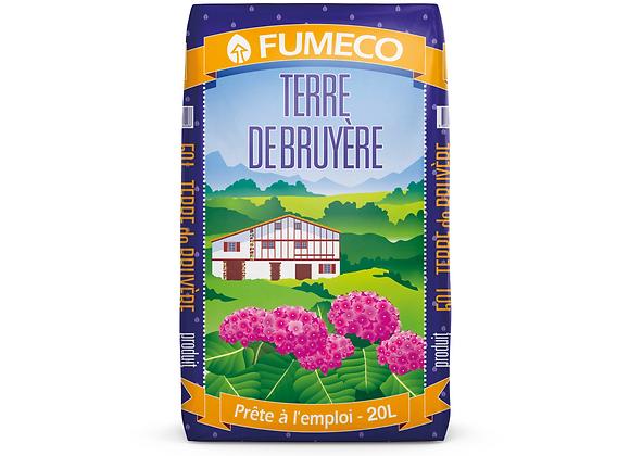 TERRE DE BRUYERE 20L. FUMECO