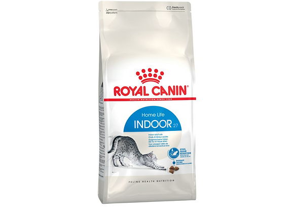 CROQUETTES CHAT ROYAL CANIN® HOME LIFE INDOOR 27 - 4KG