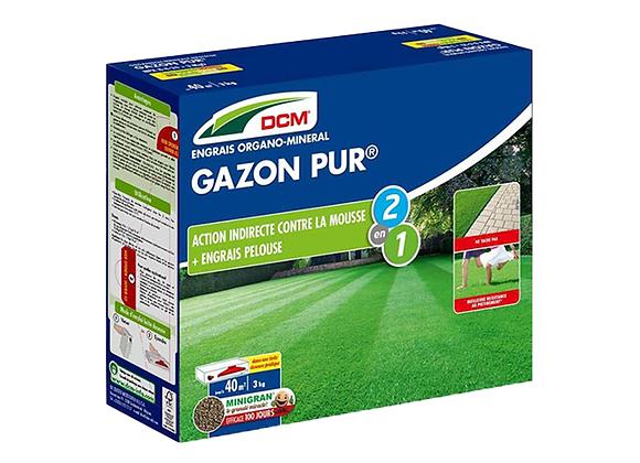 ENGRAIS GAZON PUR® DCM® - 3KG