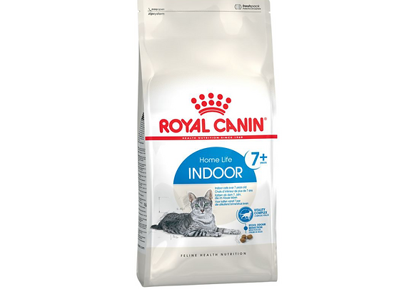 CROQUETTES CHAT ROYAL CANIN® HOME LIFE INDOOR 7+ - 3,5KG
