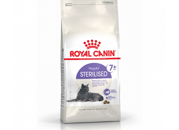 CROQUETTES CHAT ROYAL CANIN® REGULAR STERILISED 7+ - 3,5KG