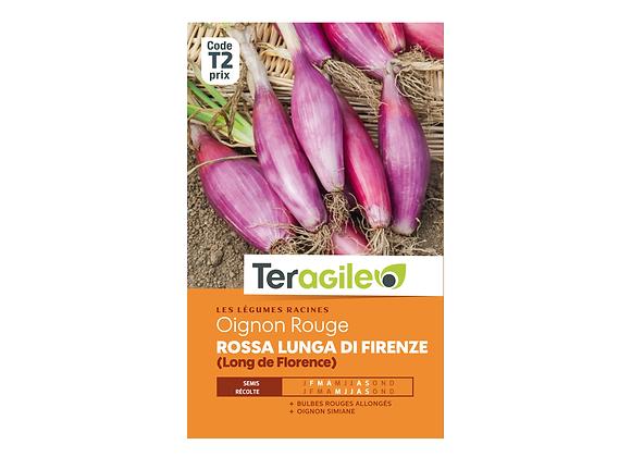 GRAINES OIGNON ROUGE LONG DE FLORENCE 5G TERAGILE®