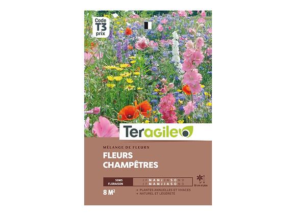 GRAINES FLEURS CHAMPÊTRES 15G TERAGILE®