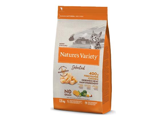 CROQUETTES CHAT NATURE'S VARIETY® KITTEN CHICKEN - 1.25KG
