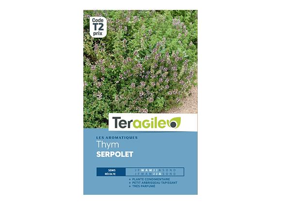 GRAINES THYM SERPOLET 0.5G TERAGILE®