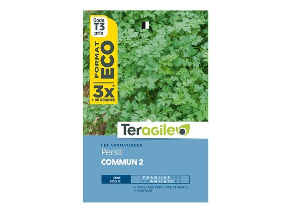 GRAINES PERSIL COMMUN 2 ECO 15G TERAGILE®