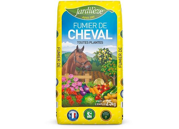 FUMIER DE CHEVAL 25 KG