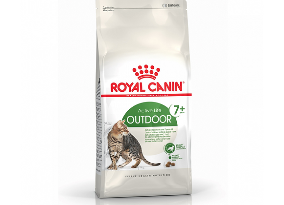 CROQUETTES CHAT ROYAL CANIN® ACTIVE LIFE OUTDOOR 7+ - 4KG