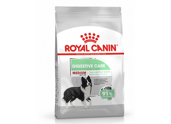 CROQUETTES CHIEN ROYAL CANIN® MEDIUM DIGESTIVE CARE - 3KG