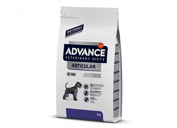 CROQUETTES CHIEN ADVANCE® VETERINARY DIETS - ARTICULAR CARE - 3KG