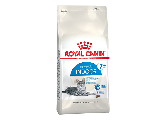 CROQUETTES CHAT ROYAL CANIN® HOME LIFE INDOOR 7+ - 400G