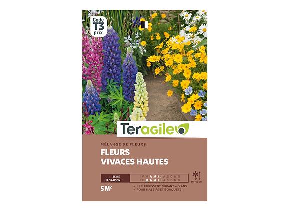 GRAINES FLEURS VIVACES HAUTES 10G TERAGILE®